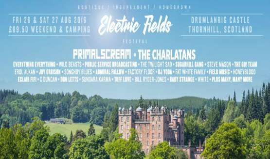 Electric Fields Festival 2016