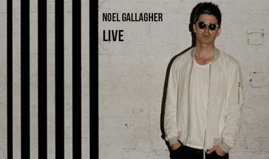 Noel Gallagher Live 2015