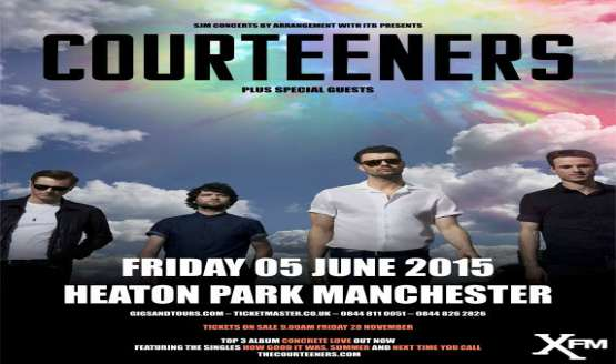 The Courteeners Live