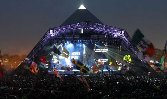 Watch these Amazing Glastonbury sets