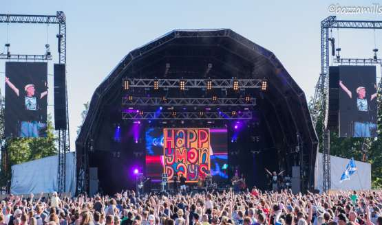 Sunday Sessions Scotland Best Photos: Happy Mondays, Pete Doherty, Lightining Seeds
