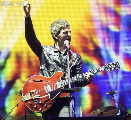 Noel Gallagher T1