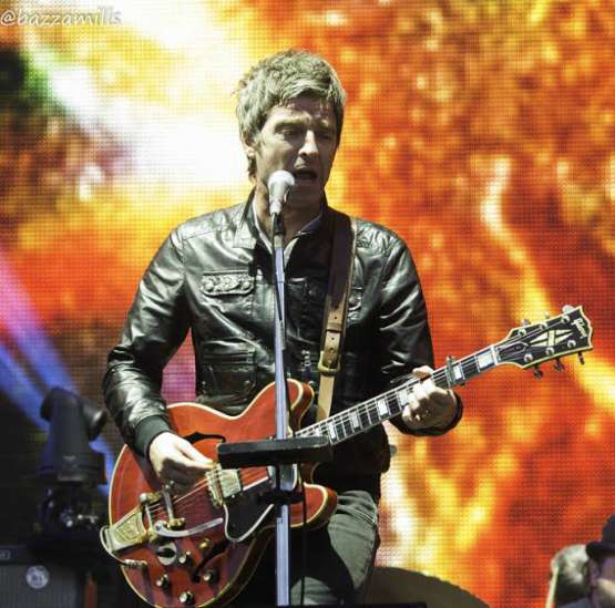 Noel Gallagher T2