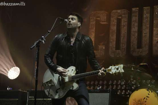 The Courteeners unveil trailer for 'Live At Heaton Park' DVD