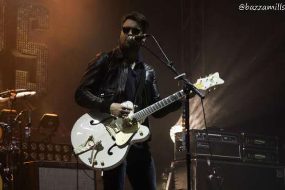 The band led by Liam Fray, The Courteeners ...