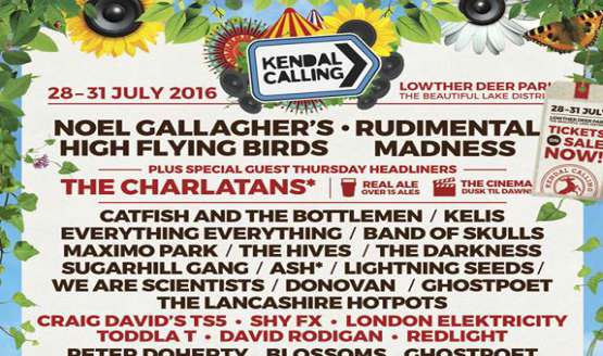 Kendal Calling 2016 | Preview