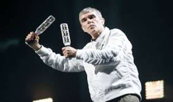 Ian Brown unveils official music video 'First World Problems'