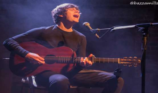 Jake Bugg – Inchyra Arts Club Perth – 17 November 2017