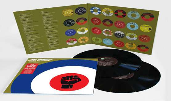 Mod Anthems: Limited edition