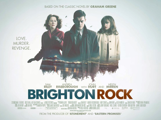 Rowan Joffé wrote the screenplay and directed the film, which stars SAM RILEY, ANDREA RISEBOROUGH, ANDY SERKIS, JOHN HURT, SEAN HARRIS AND HELEN MIRREN.
