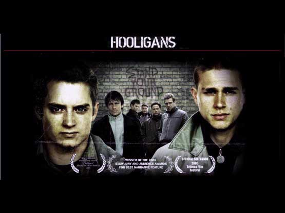 Hooligans: Stand your Ground, también conocida como Green Street Hooligans, Green Street, Football Hooligans,Hijos de la furia o simplemente Hooligans,