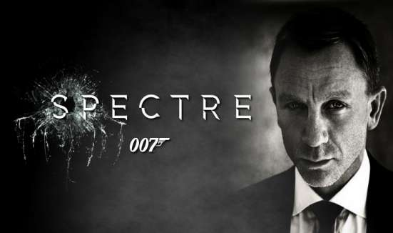 This October we get another entry in the series, 'Spectre'. Craig is back and so is director Sam Mendes who was at the helm for 'Skyfall'...