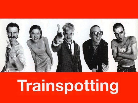 Elenco de T2 Trainspotting vuelven a recrear póster del film | Video