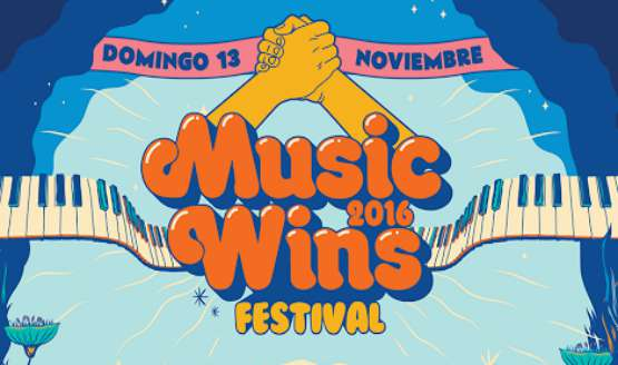 Music Wins 2016 | Tickets a la venta !