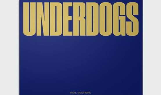 UNDERDOGS | Kasabian | New Book by Neil Bedford
