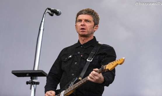 Noel Gallagher – Bught Park, Inverness 8 June 2019