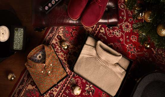 Pretty Green Festive Gift Guide