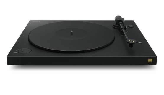 Check out the new Sony Turntable...