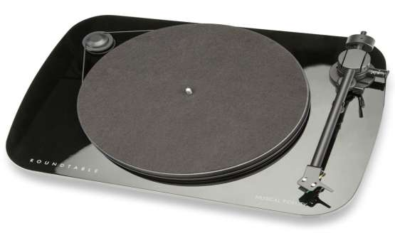 Part of a new Musical Fidelity compact system, the Round Table is only the company's second LP player model in as many decades. Can it break new ground in its price class?