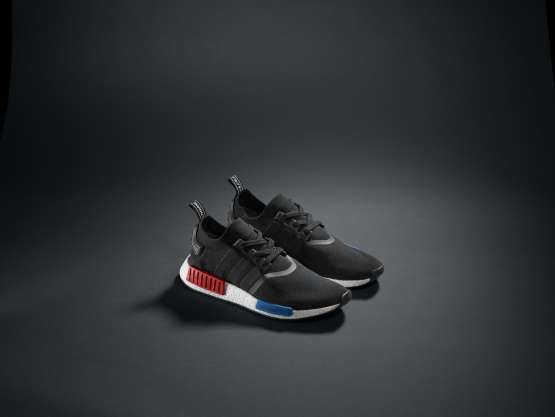 NMD Black AngledPair1