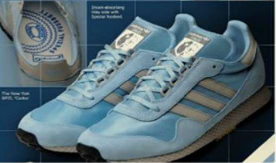 A tribute to Don Carlos the adidas New York SPZL Carlos Ruiz....