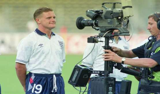 "The life story of former England footballer Paul ""Gazza"" Gascoigne was made into a feature-length documentary..."