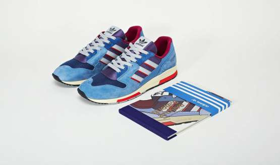 Peter Otoole Adidas Trainers