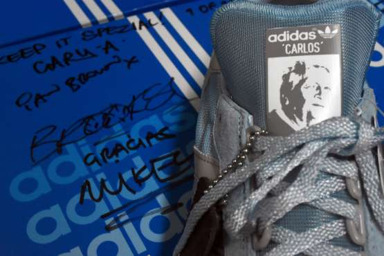 After their first documentary 'Sole Searching' was uploaded a bit more than a year ago, adidas Originals traveled to Mataderos...