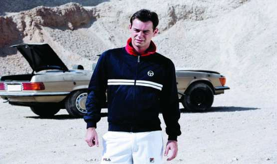 Tacchini Tracksuit Dyer