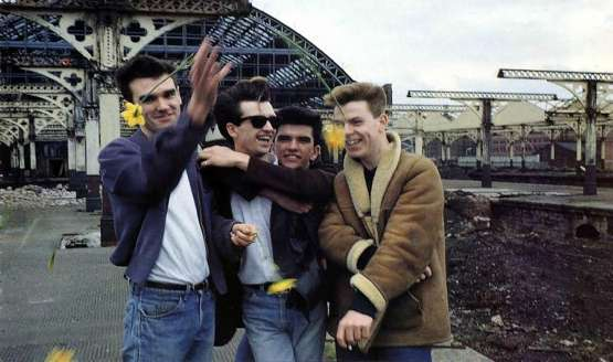Warner Music has created a The Smiths official Twiter